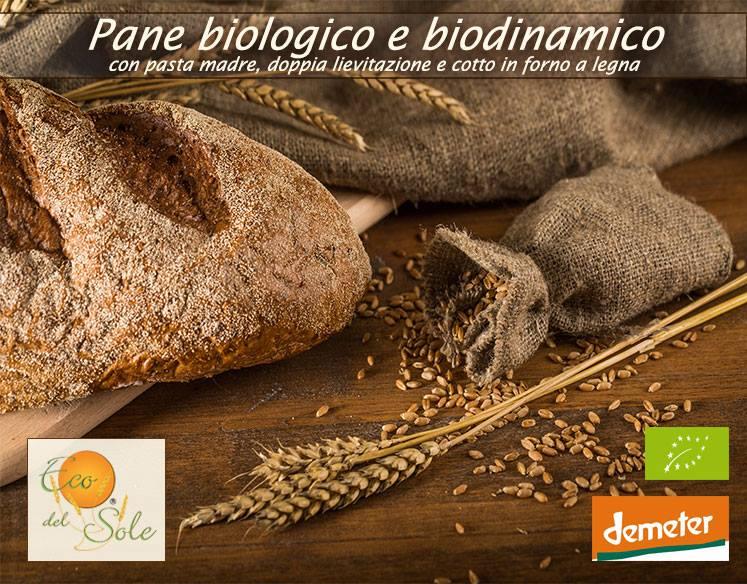 Ordina il pane Biodinamico